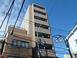 大阪府東大阪市岩田町4丁目の賃貸マンションの外観