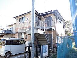 兵庫県加古川市加古川町中津の賃貸アパートの外観