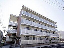 レオパレス枇杷島[1階]の外観