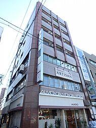 松田マンション[7階]の外観
