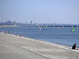 検見川の浜62...
