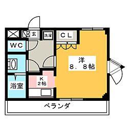 フィールドアップ[1階]の間取り