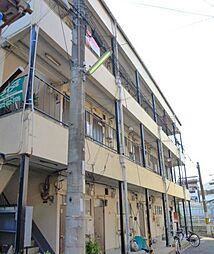 朝日マンション[3階]の外観