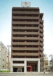 大阪府大阪市西区靭本町3丁目の賃貸マンションの外観