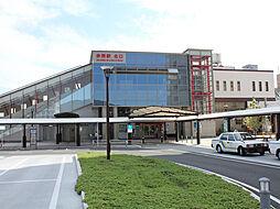 JR赤間駅北口