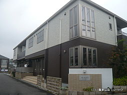 大阪府東大阪市上六万寺町の賃貸アパートの外観