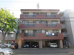 北海道札幌市東区東苗穂十三条3丁目の賃貸マンションの外観