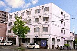 北海道札幌市中央区北八条西19丁目の賃貸マンションの外観