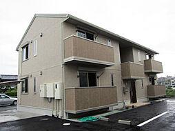 大阪府豊中市桜の町5丁目の賃貸アパートの外観