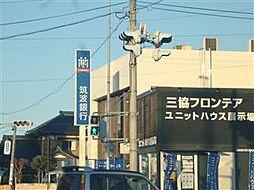 筑波銀行 荒川...