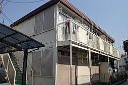 ハイツ吉田C[2階]の外観