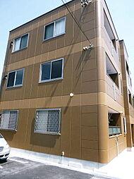 愛知県名古屋市緑区大高町の賃貸マンションの外観