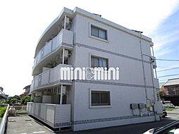 静岡県浜松市中区神田町の賃貸マンションの外観