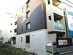 アパートメントハウス KASUDA−YA[4階]の外観