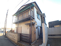 コーポ千代田[1階]の外観