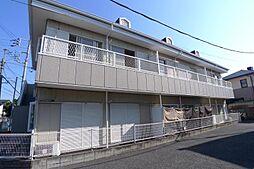 千葉県船橋市前原西8丁目の賃貸アパートの外観