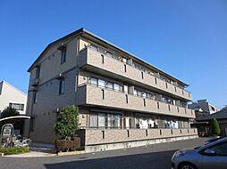 埼玉県さいたま市浦和区領家5丁目の賃貸アパートの外観