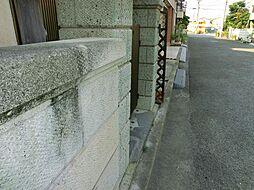 阪堺線石津北駅...