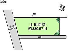 区画図 武蔵村...
