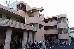 シャトー津田[2階]の外観
