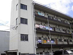 千鶴荘[3階]の外観