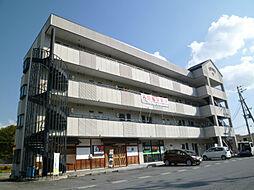 長野県茅野市米沢の賃貸マンションの外観