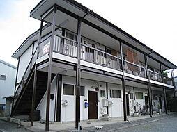 小川ハイツ[2号室]の外観