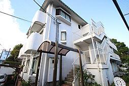 愛知県名古屋市昭和区広路町字梅園の賃貸マンションの外観
