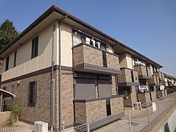 プランドールセレナA棟[1階]の外観