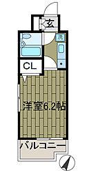 ライオンズマンション相模大野第6[12階]の間取り