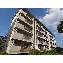 奈良県奈良市鳥見町4丁目の賃貸マンションの外観