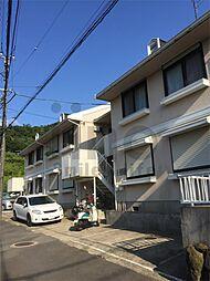 神奈川県逗子市桜山7丁目の賃貸アパートの外観