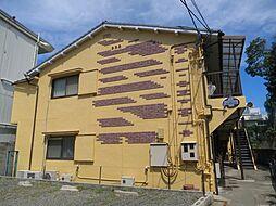 ハイツサンモリッツ[2階]の外観