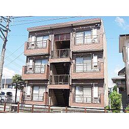 静岡県静岡市清水区草薙2丁目の賃貸マンションの外観