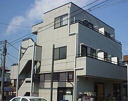 埼玉県川口市桜町3丁目の賃貸マンションの外観