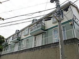 KCKハイム3[2階]の外観