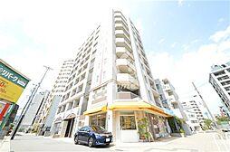 兵庫県神戸市長田区松野通2の賃貸マンションの外観