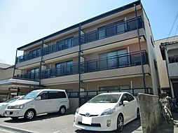 ローズ総持寺[2階]の外観