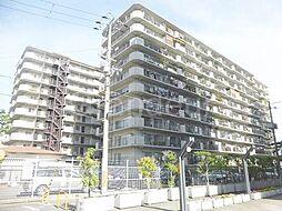 ネオコーポ鶴見緑地[2階]の外観