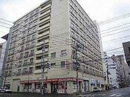北海道札幌市中央区南七条西5丁目の賃貸マンションの外観