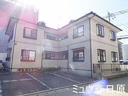 福岡県大野城市曙町3丁目の賃貸アパートの外観
