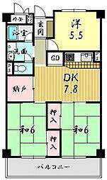 長岡京スカイハイツ