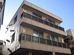 北新宿4丁目マンション[1階号室]の外観
