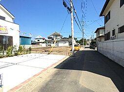 4m公道に接道...