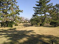 鶴林寺公園 徒...