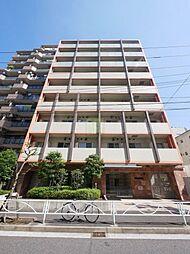 東京都墨田区千歳1丁目の賃貸マンションの外観