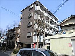 大阪府大阪市鶴見区鶴見4丁目の賃貸マンションの外観