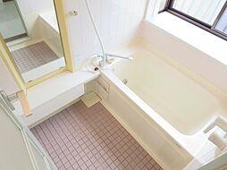 浴室はクリーニ...