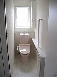 平屋トイレ
