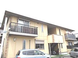 大阪府寝屋川市打上新町の賃貸アパートの外観